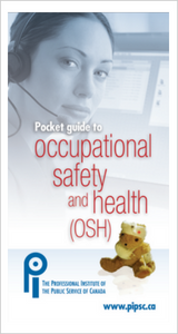 Pocket Guide to Occupational Safety and Health (OSH)