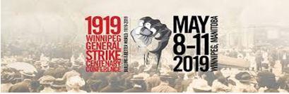 May 14, 2019: WASM Branch Winnipeg General Strike