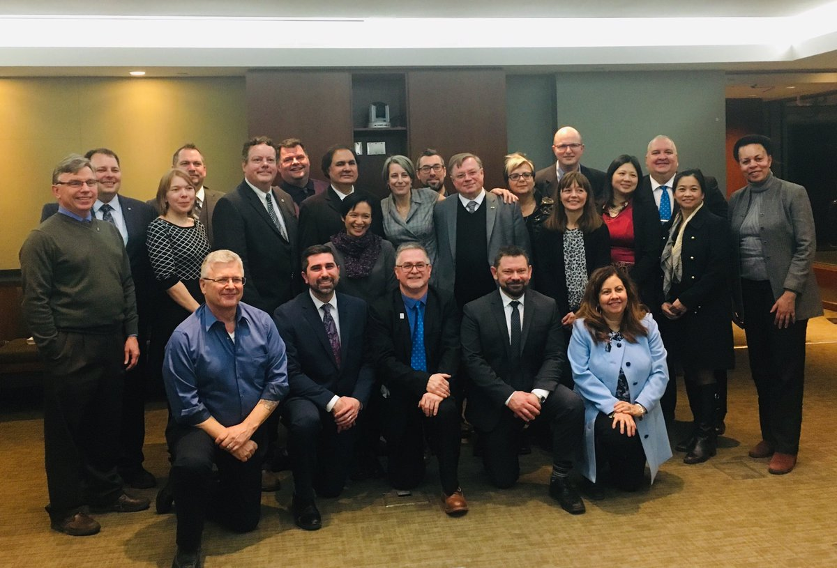 Big thanks to the fantastic ⁦PIPSC lobby team