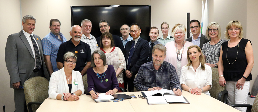 SH Collective Agreement Signed