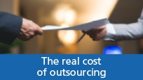 The real cost of outsourcing