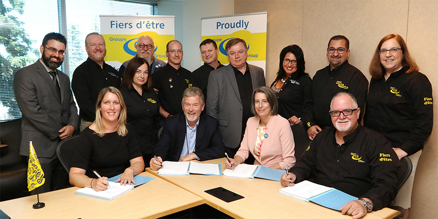 CS Collective Agreement Signed