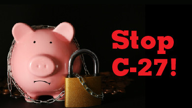 Save Defined Benefit Pensions. Stop C-27!